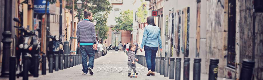City Urban Session – Family Photography Clapham London