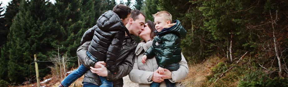 In the nature – Family photographyLondon