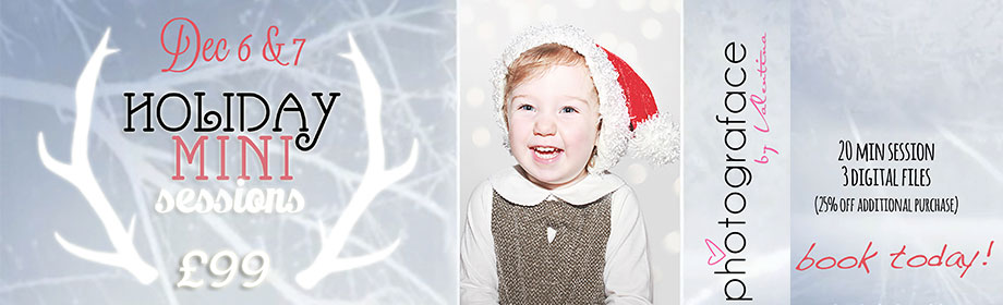 Have a special Christmas – Children photographyBattersea